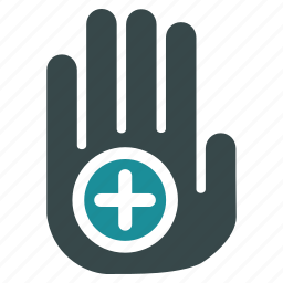 aim, bullseye, goal, hand, point, target, targeting icon