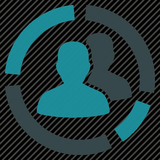 company, diagram, graph, medical, patient, patients, statistics icon