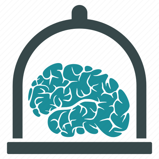 brain, conservation, exposition, human, mind, museum, think icon