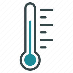 equipment, measurement, meteorology, temperature, thermometer icon