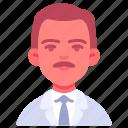 avatar, doctor, male, man, medical, professional, teacher