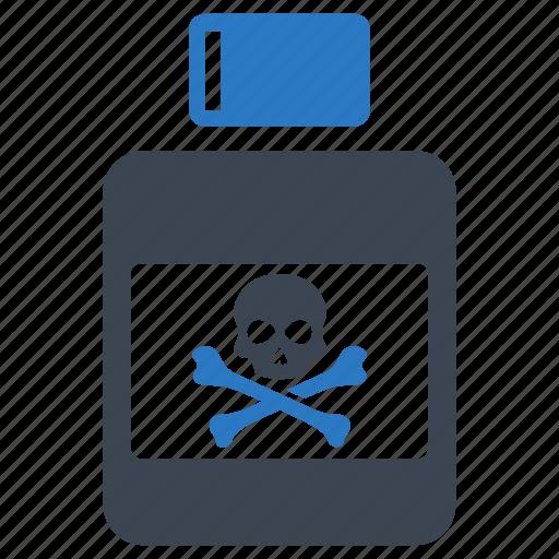 Bottle, medicine, poison icon - Download on Iconfinder