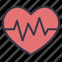 medical, hospital, supplies, heart, cardiogram, heartbeat, cardiac