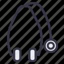 medical, hospital, supplies, stethoscope, equipment, doctor, diagnostic