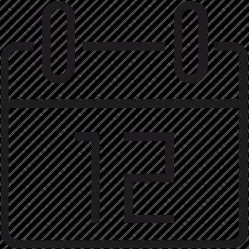 calendar, date, month, schedule, sheet icon