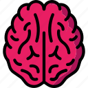 bodypart, brain, medical, musscle, organ icon