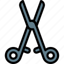 equipment, health, hospital, medical, scissors, surgical, tool icon