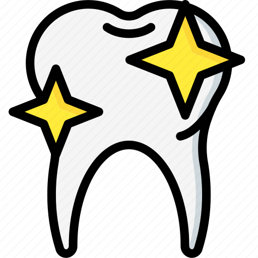 clean, dentist, equipment, hygiene, medical, tool, tooth icon