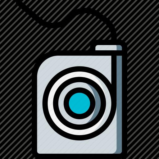 clean, dentist, equipment, floss, hygiene, medical, tool icon