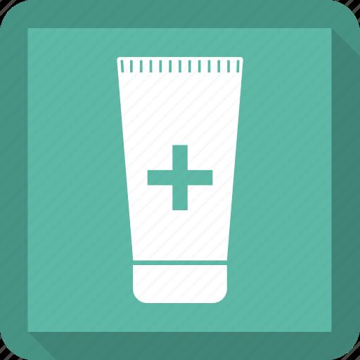 bathroom, body, body lotion, cream, medical cream icon