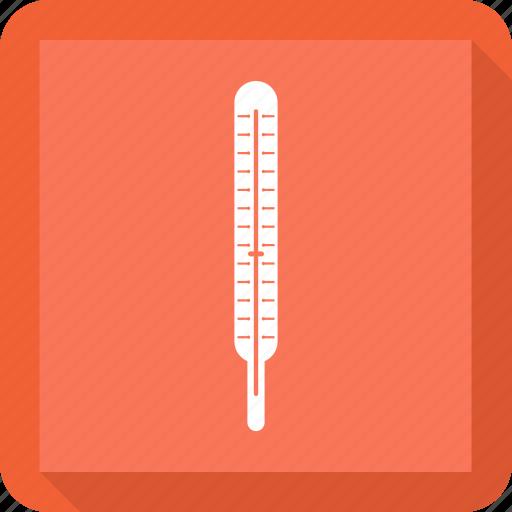 Heat, warm, temperature, thermometer icon - Download
