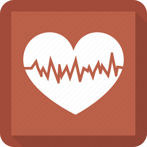Heart, medical, health, pulse icon - Download on Iconfinder