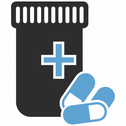 drugs, medicine, pills, treatment icon