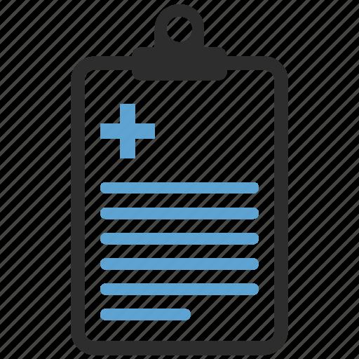 board, checklist, clipboard, document, list, notepad icon