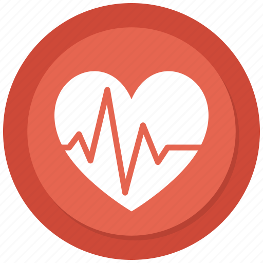Beat, ecg, ekg, heart, heartbeat, pulse, rate icon - Download on Iconfinder