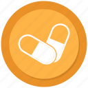 drugs, medication, pills, treatment icon