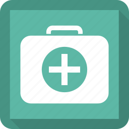 bag, briefcase, doctor, suitcase icon
