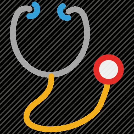 doctor, medicine, nurse, stethoscope, vitals icon