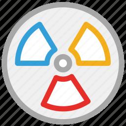 biohazard, danger, death, toxic, warning icon