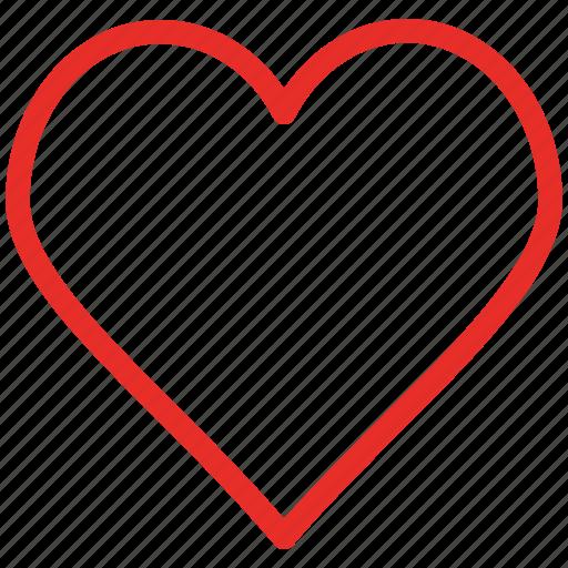 favorite, heart, like, love, romance icon