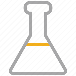 beaker, experiment, flask, lab equipment, laboratory, test tube icon