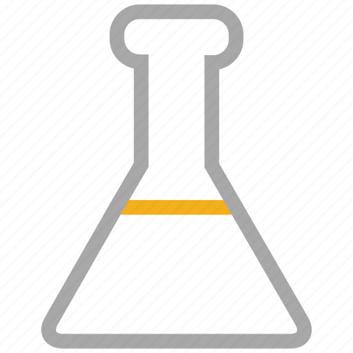 beaker, experiment, flask, lab equipment, laboratory, test tube icon