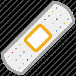bandage, bandaid, cut, wound icon