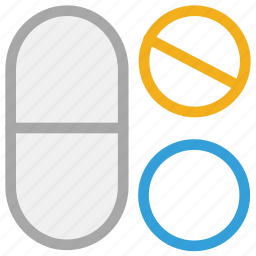 capsule, chemist, drug, medication, medicines, pharmacy, prescription icon