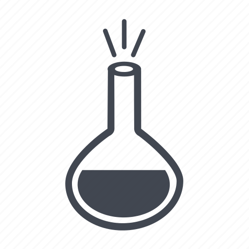 acid, chemical, chemistry, examine, experiment, expriment, flask, jar, lab, laboratory, pot, research, sciencetist, test icon