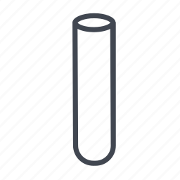 chemistry, examine, experiment, flask, lab, laboratory, medical, pot, research, science, test tube icon