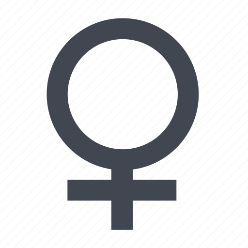 female, female sign, girl, woman icon