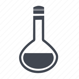 biology, chemical, chemistry, examine, experiment, flask, jar, lab, laboratory, pot, research, science, test, tube icon