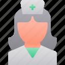 avatar, healthcare, medical, nurse, people, physician, woman