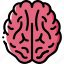 bodypart, brain, medical, muscle icon