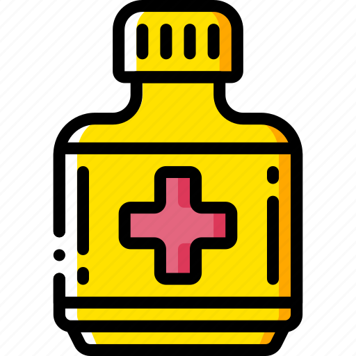 bottle, medical, medication, medicine, pills, prescription, tablets icon