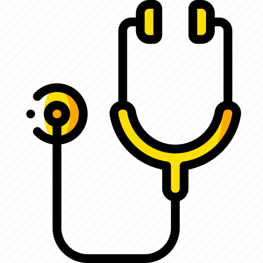 doctor, equipment, health, medical, patient, stethoscope, tool icon