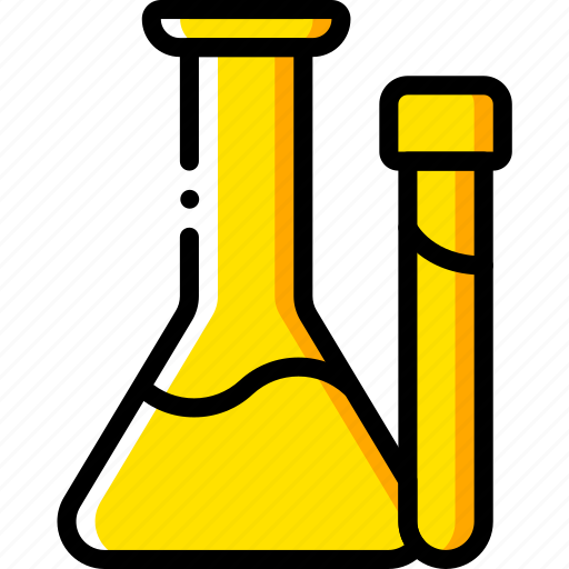 hospital, laboratory, medical, results, test, tubes icon