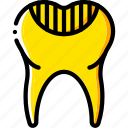 clean, decay, dentist, hygiene, medical, tooth icon