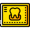 clean, dentist, equipment, hygiene, medical, monitor icon