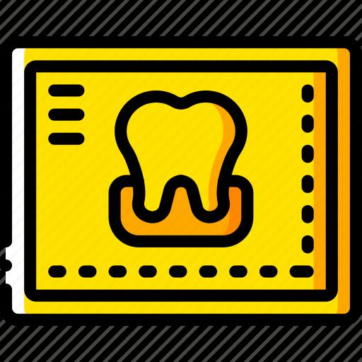 clean, dentist, equipment, hygiene, medical, monitor icon