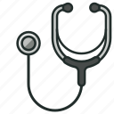 doctor, doctor stethoscope, medical instrument, stethoscope icon