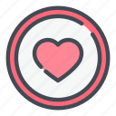 health, healthcare, heart, hospital, love, medical, medicine icon