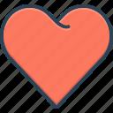 affection, emotion, friendship, heart, impulse, love, valentine
