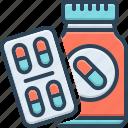 capsule, drug, medication, medication pills, medicines, pills, tablet