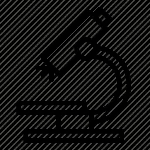 chemistry, experiment, lab, laboratory, medicine, microscope icon