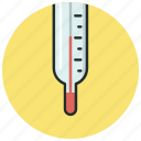 fever, healthcare, medical care, thermometer icon