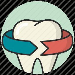 dental, dentist, medical, teeth icon