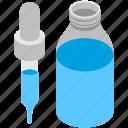 antibiotic, dropper, drug, kid medicine, syrup icon