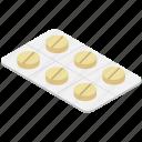 medical treatment, medication, medicine strip, pills, remedy