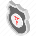 badge, medical security, medical staff, protection, safety